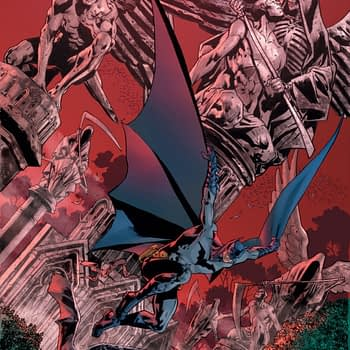 Batman's Grave: Warren Ellis and Bryan Hitch Series Launches in October