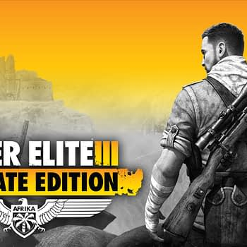 """Sniper Elite 3 Ultimate Edition"" Is Headed to Nintendo Switch"