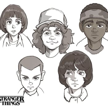 """Stranger Things"": Animators at Fates Reveal How They Made that 80s Anime Fan Trailer"