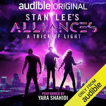 """""""Stan Lee's Alliances: A Trick Of Light"""" Is Merely A Sum Of Its Parts [Review]"""