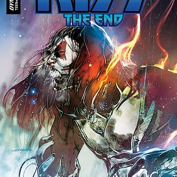 William Messner-Loebs Return to Comics for KISS: The End #3