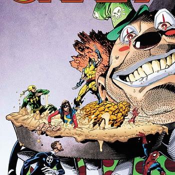 As DC Knocks BAck MAD Magazine, Marvel Revives CRAZY