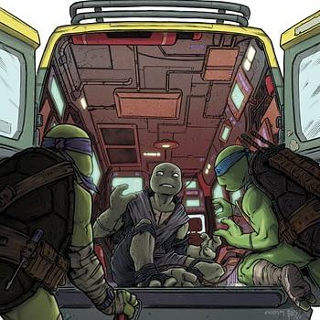 Speculators Corner: Will First Full Appearance Of Jennika the Teenage Mutant Ninja Turtle Be In #95 Second Printing?