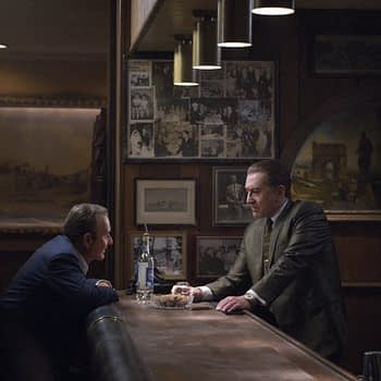 """The Irishman"" a Scorsese Mob Powder Keg Reunion for DeNiro, Pesci and Pacino [TRAILER]"