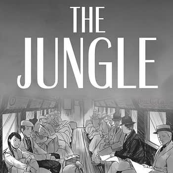 """The Jungle"": Kristin Gehrmann's Visceral Graphic Novel Adaptation of an Important American Novel"