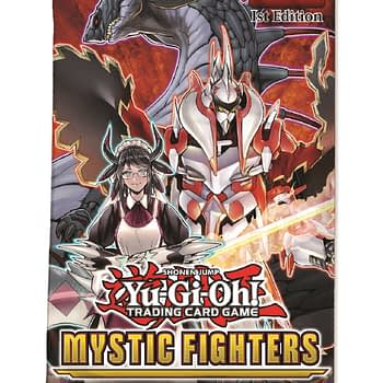"Konami Announces Next ""Yu-Gi-Oh!"" TCG Booster Set With Mystic Fighters"