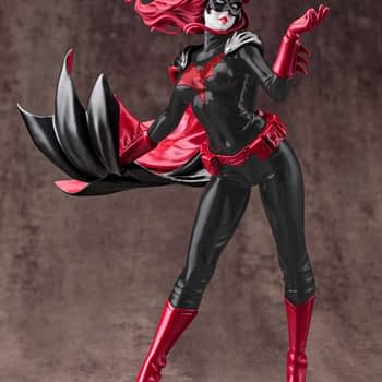 Batwoman Returns To Kotobukiya With 2nd Edition
