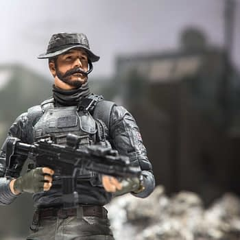 "Pre-Orders Go Live For ""Call Of Duty"" Captain Price McFarlane Collectible Figure"