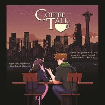 "Toge Productions Announces ""Coffee Talk"" For PC & Consoles In 2020"