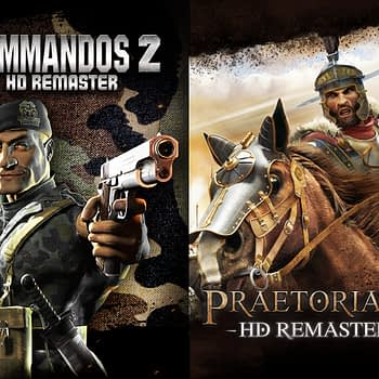 """Commandos 2"" & ""Praetorians"" Both Receive HD Remaster Versions"