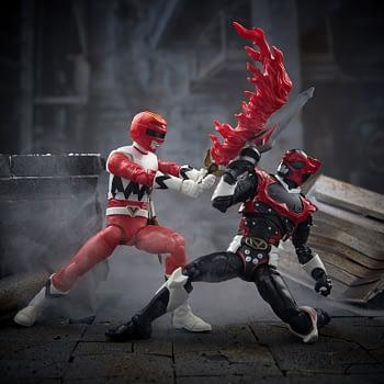 Ranger Nation Unite for Hasbro's First Power Ranger Campaign