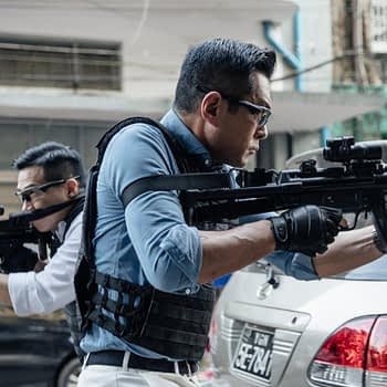 """Line Walker 2: Invisible Spy"" is the Craziest Action Movie of the Year"