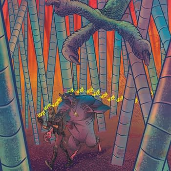 "Dennis Culver and Justin Greenwood Launch ""Crone"" in Dark Horse Comics' November 2019 Solicitations"
