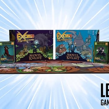 "Level 99 Games Announces ""Exceed: Shovel Knight"""