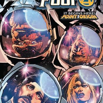 Fantastic Four #14 [Preview]