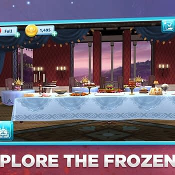 "Jam City & Disney To Release ""Frozen Adventures"" Mobile Game"