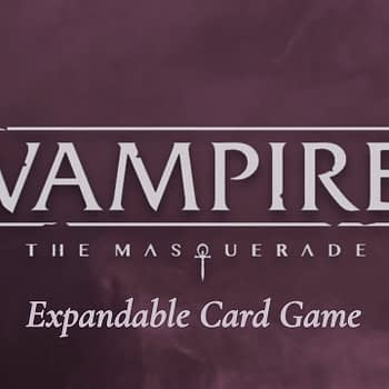 Announcing Vampire: The Masquerade Expandable Card Game coming in 2020!