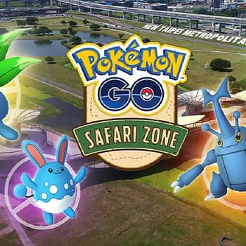 """Pokémon GO"" Announces Safari Zone New Taipei City Event"