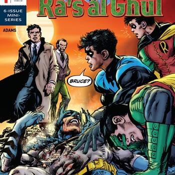 EXCLUSIVE Batman Vs. Ra's Al Ghul #1 Preview