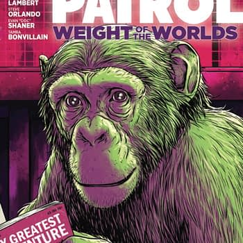 EXCLUSIVE Doom Patrol: Weight of the Worlds #3 Preview