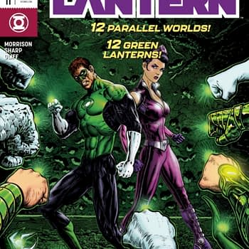 EXCLUSIVE The Green Lantern #11 Preview