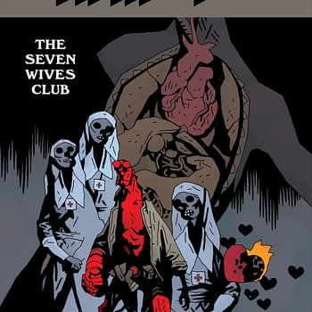 Mike Mignola and Adam Hughes Reunited for Hellboy & the B.P.R.D. Comic in December