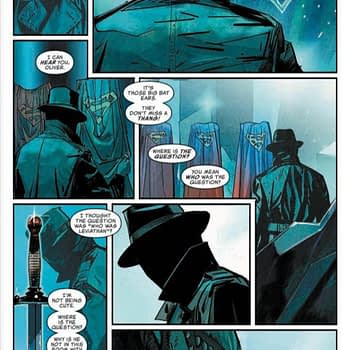 3 Pages From the Fortress of Solitude in Event Leviathan #3