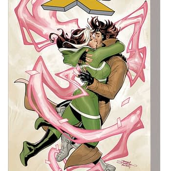 Kelly Thompson Hopes Rogue and Gambit Stay Together After Mr. and Mrs. X Finale
