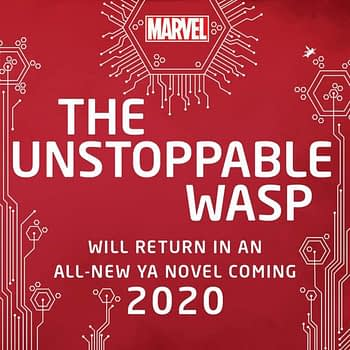 Unstoppable Wasp Revived in 2020 as a YA Novel by Sam Maggs