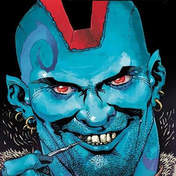 Yondu Gets His Own Series by Zac Thompson, Lonnie Nadler, John McCrea