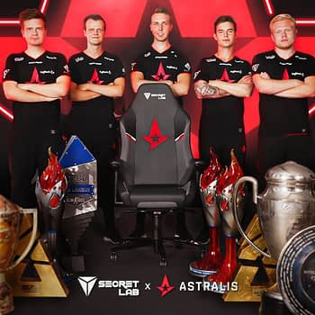 "Secretlab Announces New Partnership With ""CS:GO"" Team Astralis"