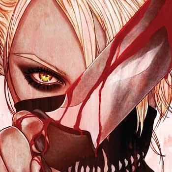BOOM! Reveals Jenny Frison's Variant Cover for Something is Killing the Children #1