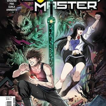 Sword Master #2