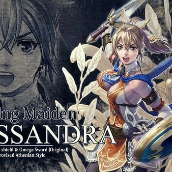 "Cassandra Is Returning To ""SoulCalibur VI"" As A DLC Character"