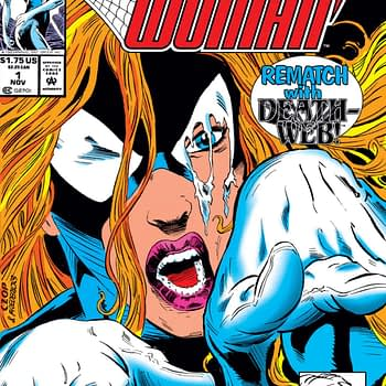 Classic Spider-Woman, Two-in-One, Punisher, and Spitfire Added to Marvel Unlimited