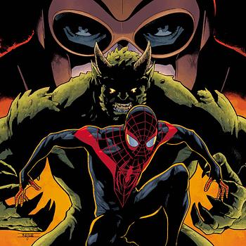 Miles Morales: Spider-Man #10 - Birthday Spoilers
