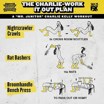 """It's Always Sunny in Philadelphia"" Season 14: Life Got Ya Feelin Down? ""The Charlie-Work It Out Plan"" Has the Answer! [PREVIEW]"