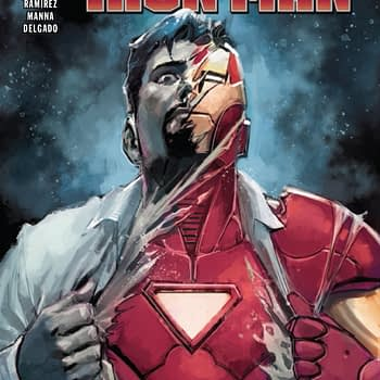 Tony Stark Iron Man #15 [Preview]