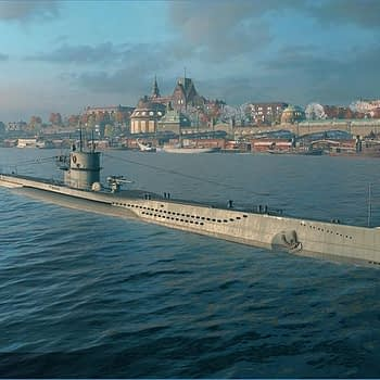 """World Of Warships"" Let Us Play With Their New Submarines!"