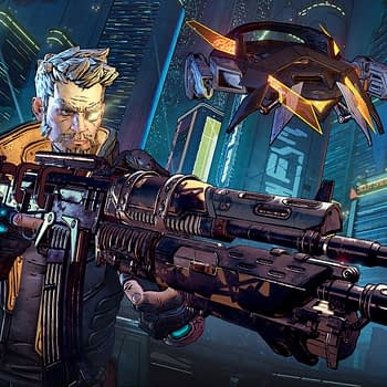 """Borderlands 3"" Gives Zane A Proper Character Trailer"