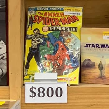 The Man Who Haggled the Price of The Punisher's First Appearance at Half Price Books