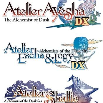 """Atelier Dusk Trilogy Deluxe Pack"" Heads West In 2020"