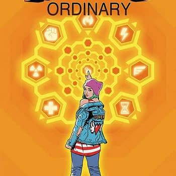 "Margaret Stohl's ""The Amazing Ordinary"", From AWA Comics"
