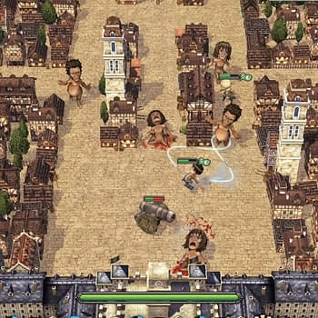 """Attack on Titan Tactics"" is a Surprisingly Complex Mobile RTS"