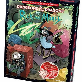"The ""Dungeons & Dragons"" ""Rick And Morty"" Adventure Is On Amazon"
