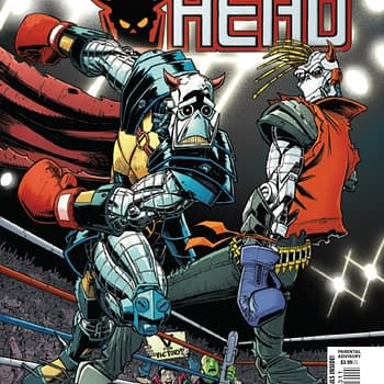 Death's Head #3 [Preview]