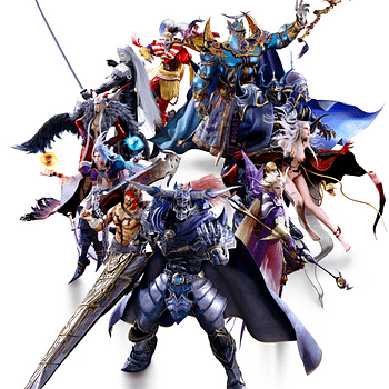 """Dissidia Final Fantasy NT"" Will Get A New Character Soon"