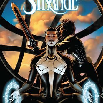 Doctor Strange #20 [Preview]