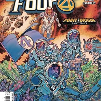 Fantastic Four #15 [Preview]