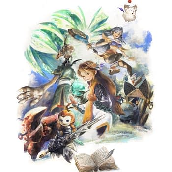 "Square Enix Announces ""Final Fantasy Crystal Chronicles"" Remastered Edition"